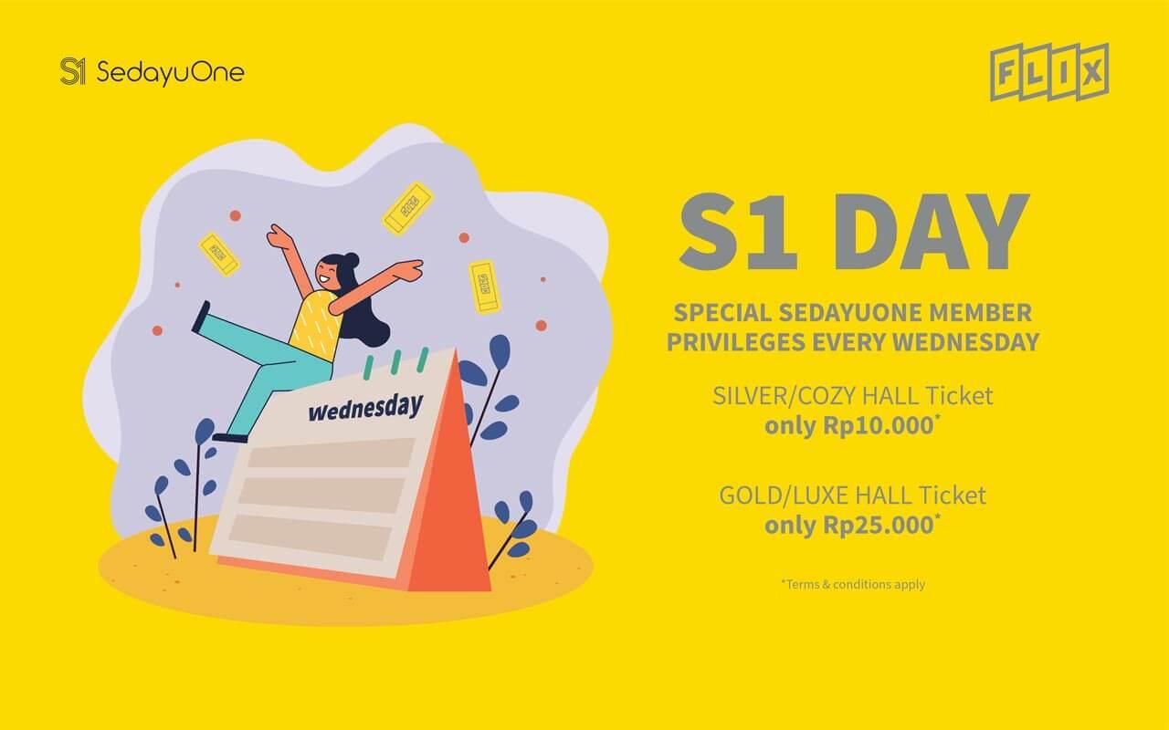 S1 Day Promo